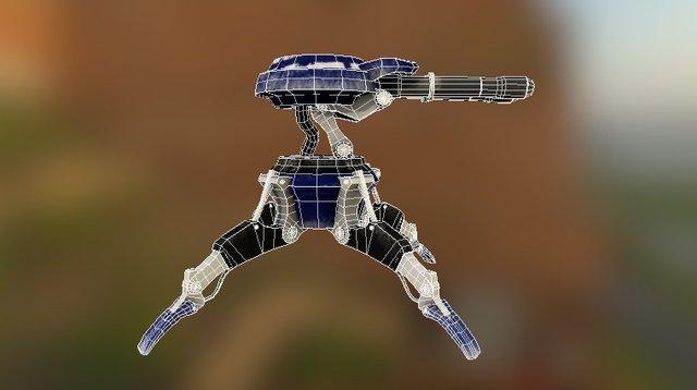 droon 3D Model