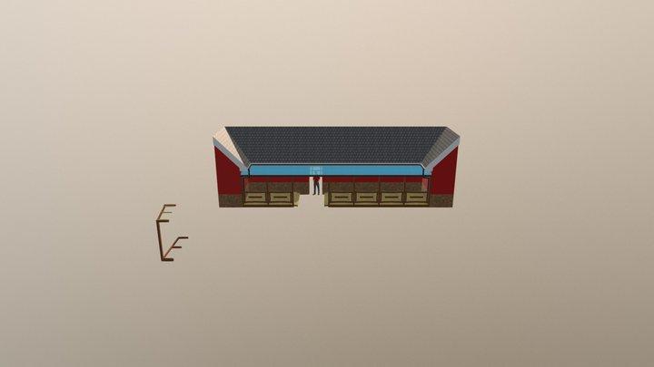 TerasseLilleGjesten 3D Model