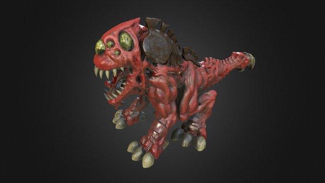 Cerberus 3D Model