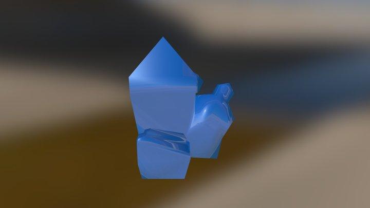 Mineral 3D Model