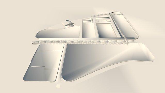 UltraCargo - Sem Tanques 3D Model