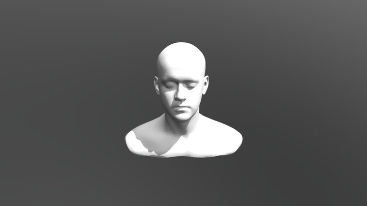 baldman 3D Model