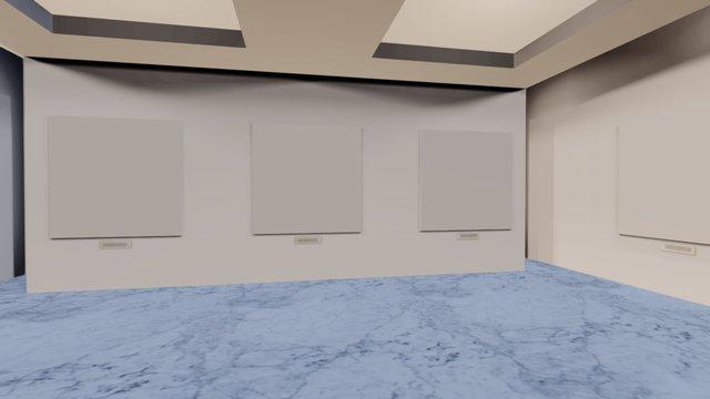 Instamuseum for @yiluo 3D Model