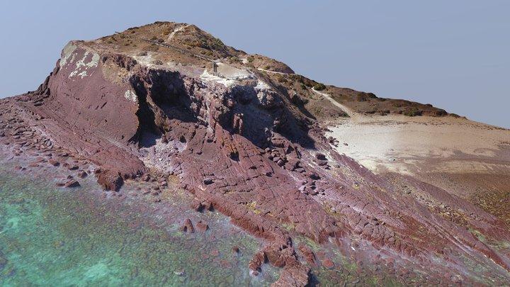 Hallett Cove - Black Cliff (Virtual Tour) 3D Model