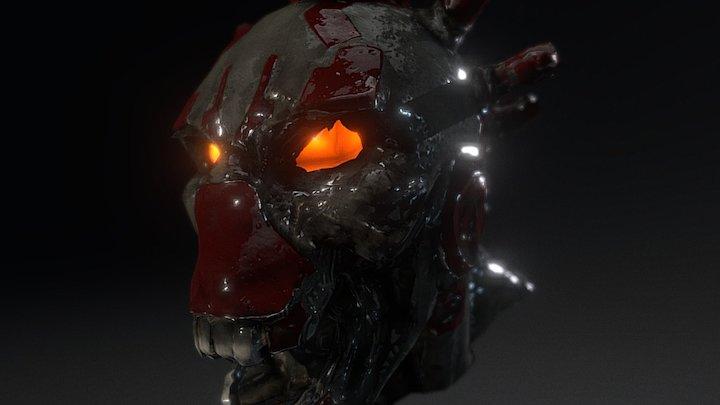 Punk 3D Model