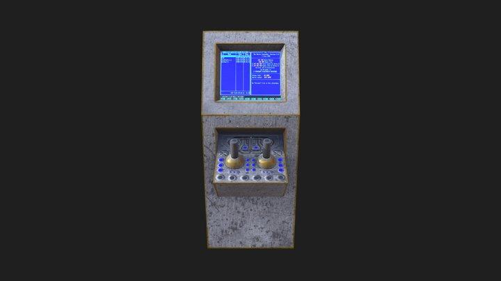 Terminal 3D Model