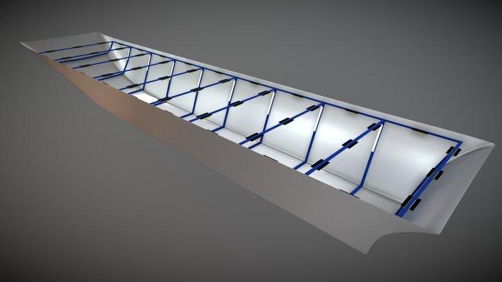 Precariat Cargo Hold 3D Model