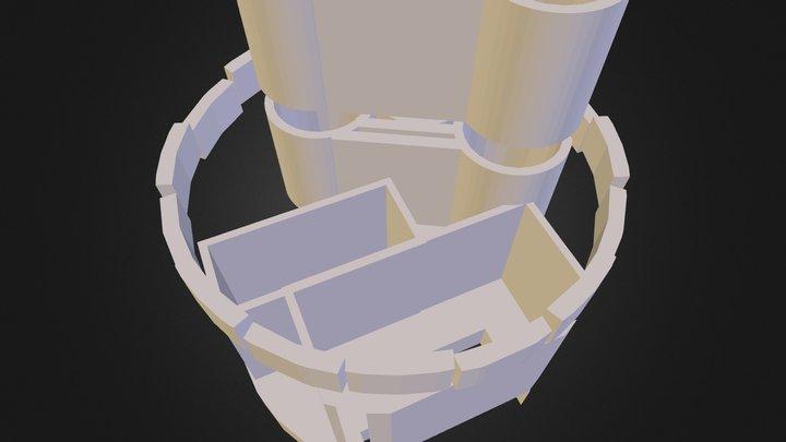Puszka1 3D Model