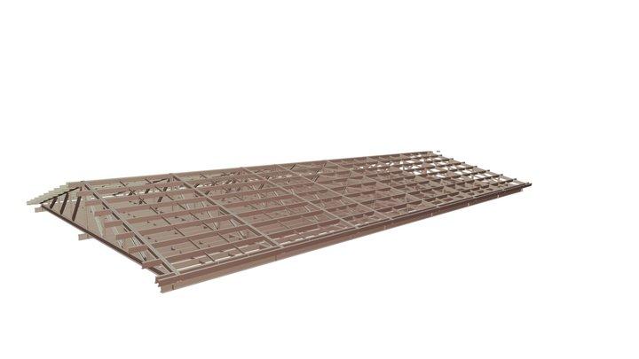 00899 Кровля Rooftop 3D Model