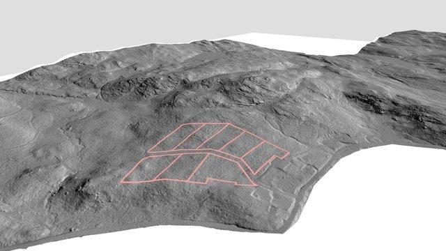 Terra Perma 43-50 Lots 3D Model