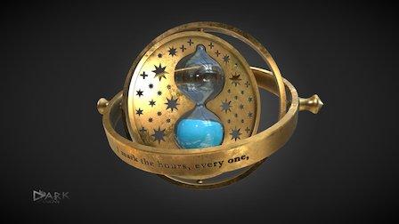 Time - Turner [Harry Potter] 3D Model