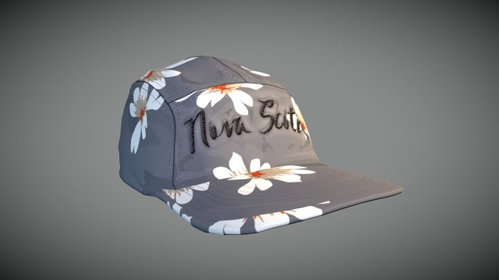 Nova Scotia hat 3D Model