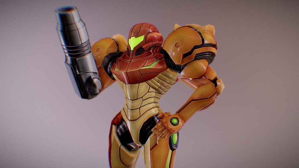 Varia Suit Download Free 3d Model By Kwstasg Kwstasg