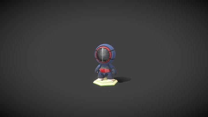KendoStyle MeetMAT2 3D Model