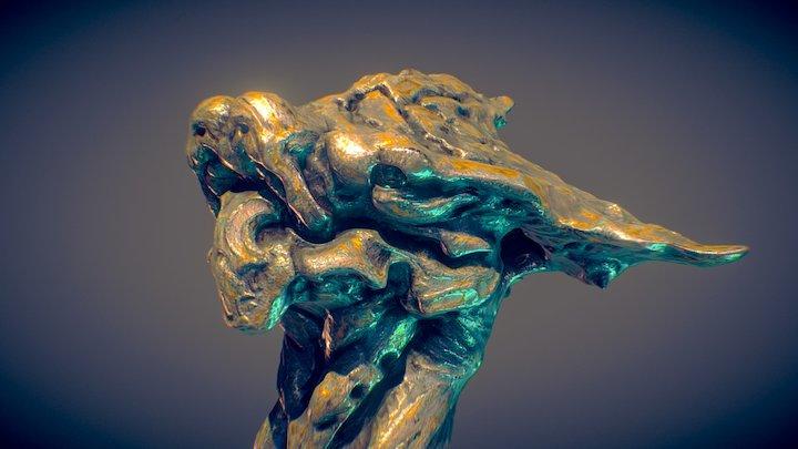SpeedSculptNo115 3D Model