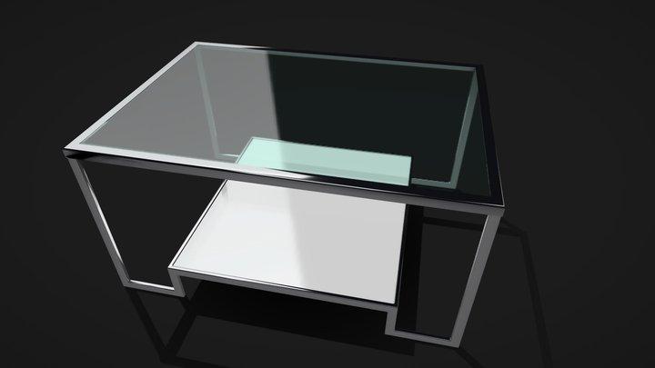Mesa 001 3D Model