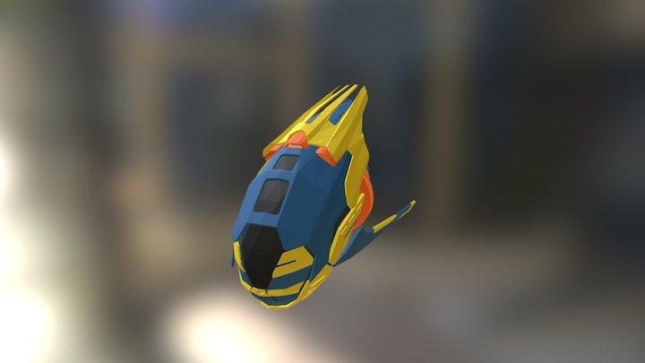 Pod Hero - Spider 3D Model