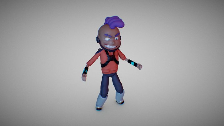 ONe 3D Model