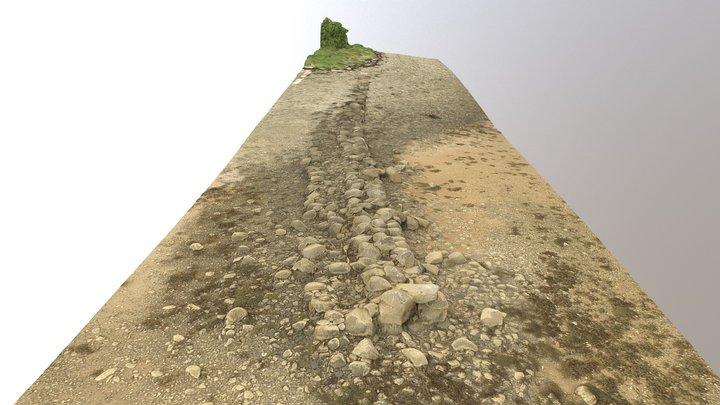 Mount Stewart Jetty, Co. Down 3D Model