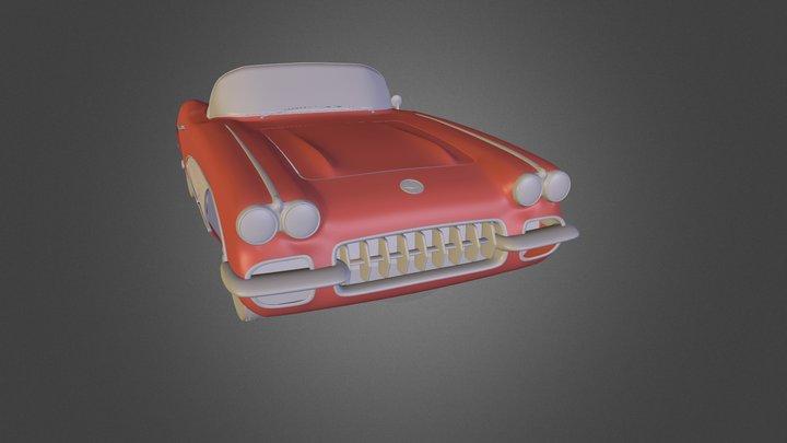 Corve 3D Model