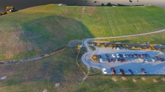 Newark Reservoir 3D Model