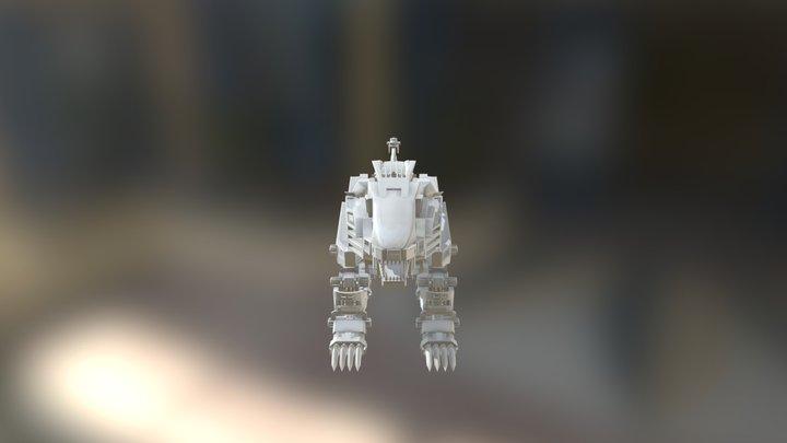 Liger Zero MR 3D Model