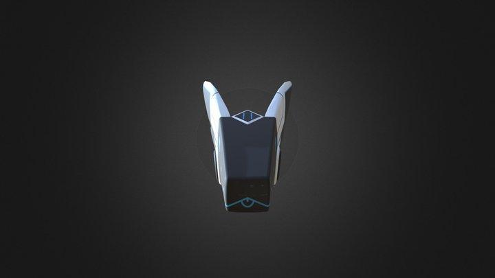 Primagen Head 3D Model