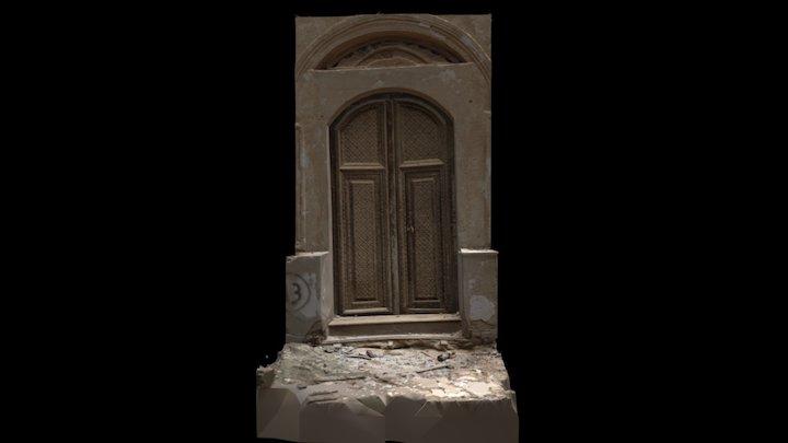 Beit Jokhdar Door 3D Model