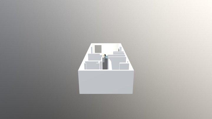 Extension Config 4 3D Model