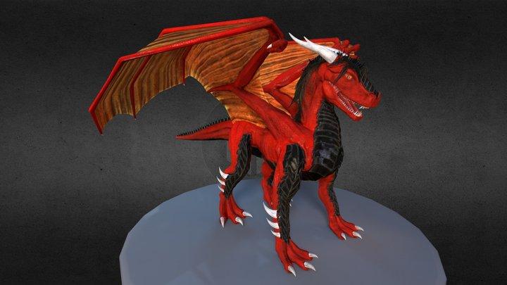 Drathek 3D Model