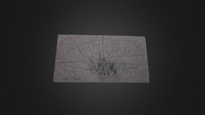 Ita Letra 3D Model