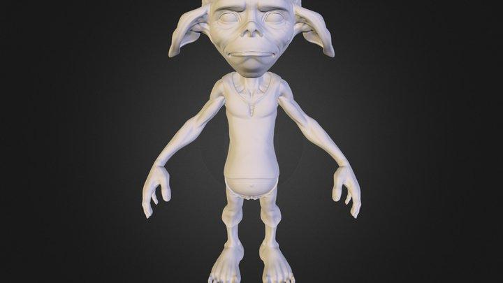 Duende.OBJ 3D Model