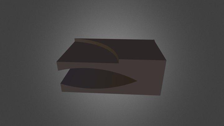 Lounge3.dae 3D Model
