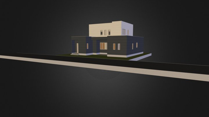HOUSE54 3D Model