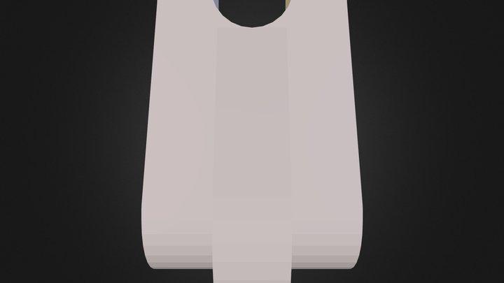 2- Support Roller Bracket.stl 3D Model