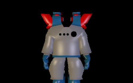 robo.blend 3D Model