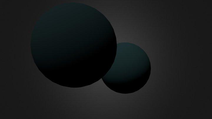 SALMON C SCULPT.blend 3D Model