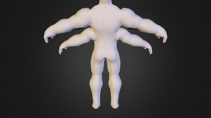 body.obj 3D Model