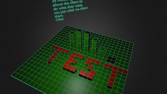 testblend 3D Model