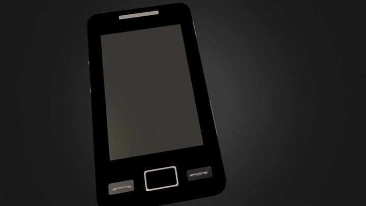 smartphone.blend 3D Model