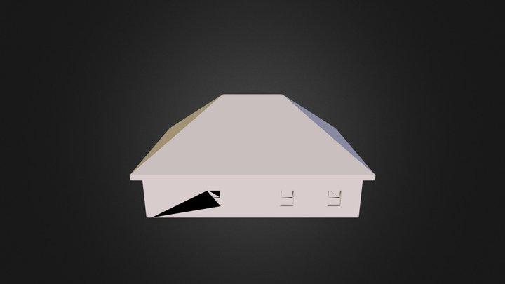 Little house 01 3D Model