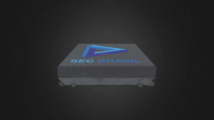 Niveladora Sec Brasil 3D Model