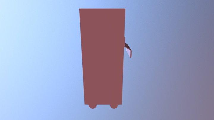 Caja 3 3D Model