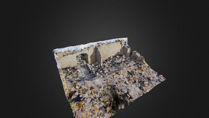 Cortijo - Práctica 5 curso fotogrametría - ANB 3D Model