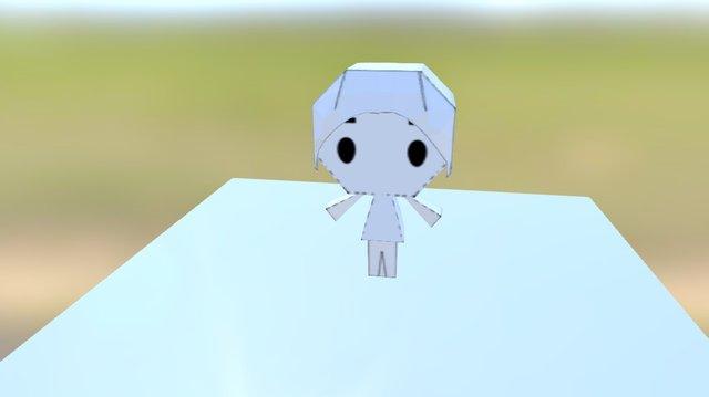 Blank 3D Model