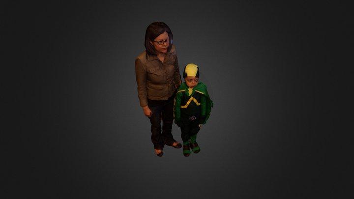 Armaan 3D Model
