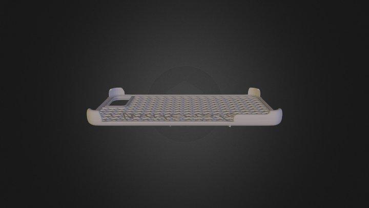 iPhone 6 - Mesh Cover 3D Model
