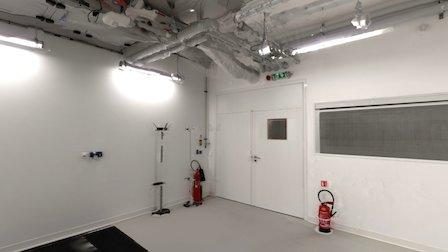 V1 3D printing room 3D Model