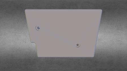 1000-rev B 3D Model