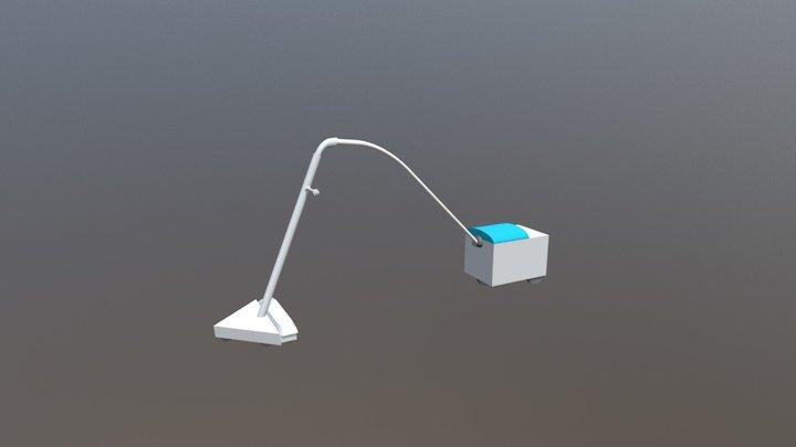 3D-BURNER 3D Model